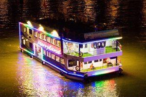 Vé Du Thuyền trên Sông Hàn