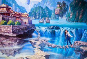 Vé tham quan bảo tàng tranh 3D – Art in Paradise