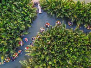Vé rừng dừa Bảy Mẫu – Miền Tây trong lòng phố Hội