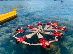 Tour 3 đảo vip Nha Trang - Hòn Tằm 1 ngày