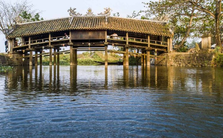 Cầu Ngói Thanh Toàn – Địa điểm checkin mang vẻ đẹp cổ xưa