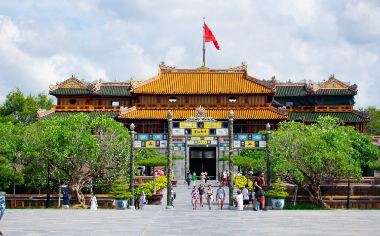 Khám phá Lăng Minh Mạng – kiến trúc lăng tẩm độc đáo